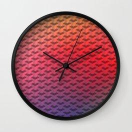 Y So Bright Wall Clock