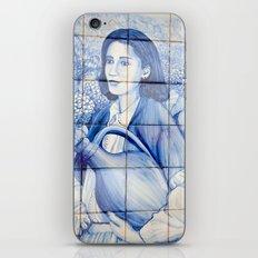 Azulejo mural iPhone & iPod Skin