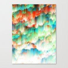 Raindown Canvas Print