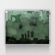 Cloverfield Laptop & iPad Skin
