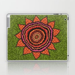 Gypsy SunFlower Laptop & iPad Skin
