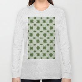 Pine Fronds Long Sleeve T-shirt