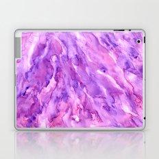 Magenta Marble Laptop & iPad Skin