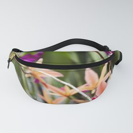 Orchid II Fanny Pack