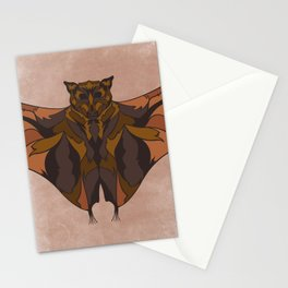 Guam Flying Fox Stationery Cards