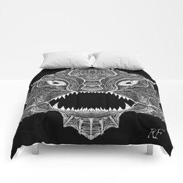 Deep Dweller Comforters