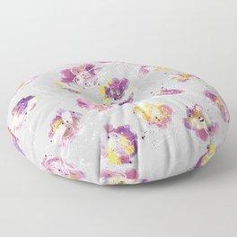 Explosive beauty Floor Pillow