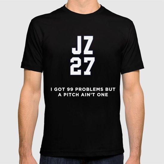 J Zimm - 99 Problems T-shirt