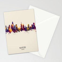 NNairobi Kenya Skyline/Users/mikeyt/Desktop/6 s6/FEATURED-15361.jpgairobi Kenya Skyline Stationery Cards