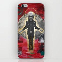 Saint LeRoy of the Sacred Faceless Avatar iPhone Skin