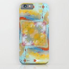 Square Off iPhone Case
