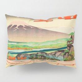 Vintage poster - Japan Pillow Sham