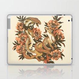 Snake & Mongoose Laptop & iPad Skin