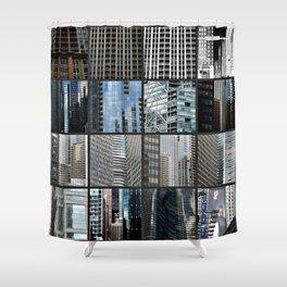 Architecture Shower Curtain