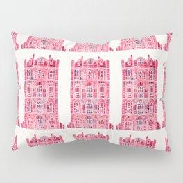 Hawa Mahal – Pink Palace of Jaipur, India Pillow Sham