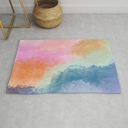 Colorful Fresco Rug