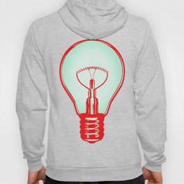 Bulbuous CHERRY MINT Hoody