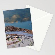 Pic de Morgon Stationery Cards