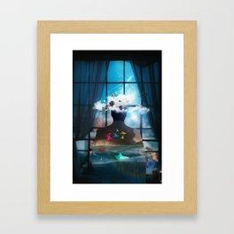 Melancholia by GEN Z Framed Art Print