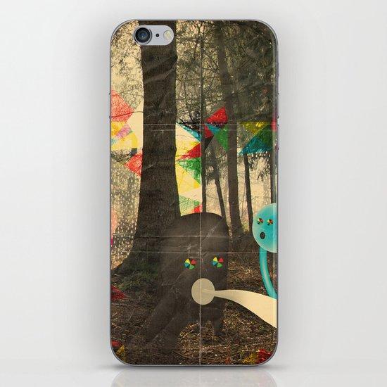 occhio bao iPhone & iPod Skin