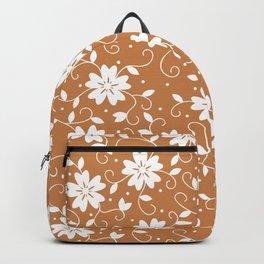 Five Petals Flowers 18 Backpack