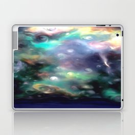 Starry Night by Nicole Whittaker Laptop & iPad Skin