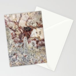 Granite, iPhone-Photo I, #stone #rock Stationery Cards