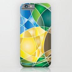 Mosaic Sunrise iPhone 6s Slim Case