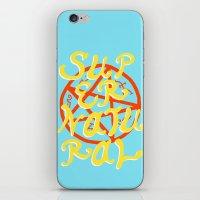supernatural iPhone & iPod Skins featuring Supernatural by callilayne