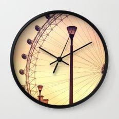 La farola Wall Clock