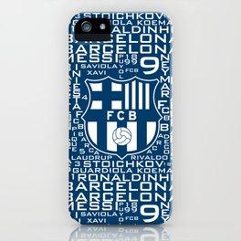 MixWords: Barcelona iPhone Case