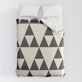 Keep Trying Duvet Cover