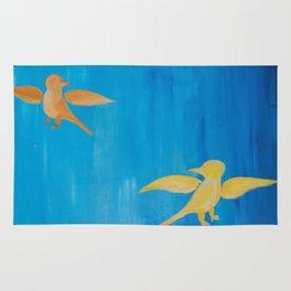 Wandering Birds Rug