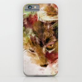 Hmm...What Have We Here? iPhone Case