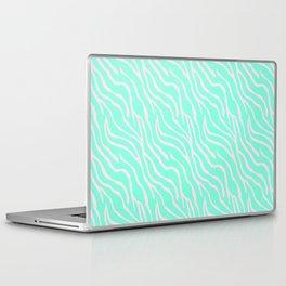 Green zebra Laptop & iPad Skin