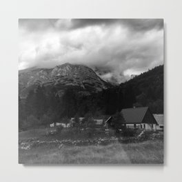 Erie House Metal Print
