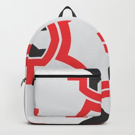 four sides Backpack