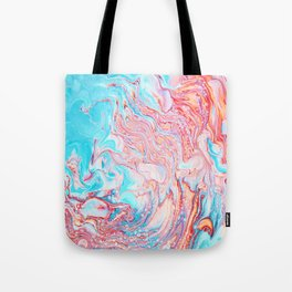 Abberation #abstract #digitalart Tote Bag