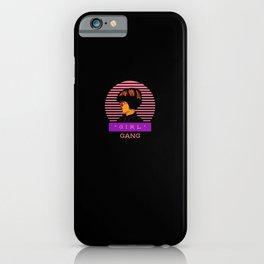 Girl Gang Girls Women Woman Power Girlies Girlie iPhone Case