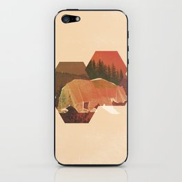 POLYBEAR iPhone Skin