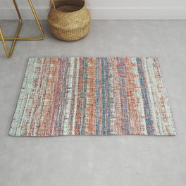 Abstract background textile Rug