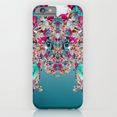 Botanical Blue iPhone 6 Slim Case