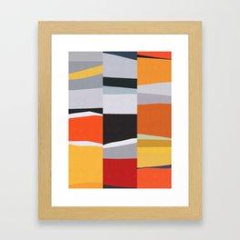 Minimalist Art IX Framed Art Print