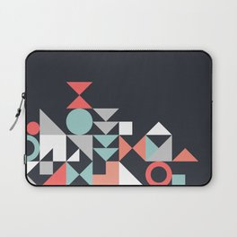 Modern Geometric 30 Laptop Sleeve