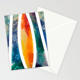 Long Board Stationery Cards