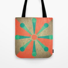 Rays of Spring Tote Bag