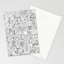Frenetic City Stationery Cards