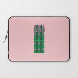 Vegetable: Asparagus Laptop Sleeve