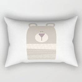 Baby Bear Rectangular Pillow