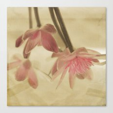 Soft Yet Strong Canvas Print